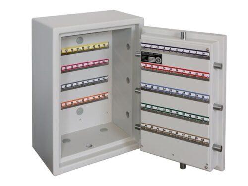Model 70/100 dit model kan geleverd worden met 35,50,70 of 100 stuks genummerde sleutelhaken.