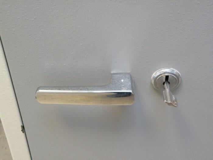 Sleutelslot inkl 2 sleutels